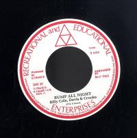 BILLY COLE - Woman / Bump All Night : 7inch