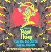 REAL THING - Cumbia Desarga : 7inch