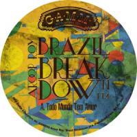 AROOP ROY - Brazil Breakdown Pt.4 : 12inch