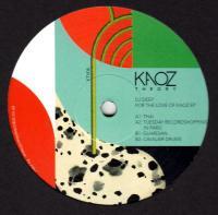DJ DEEP - For The Love Of Kaoz EP : KAOZ THEORY (UK)