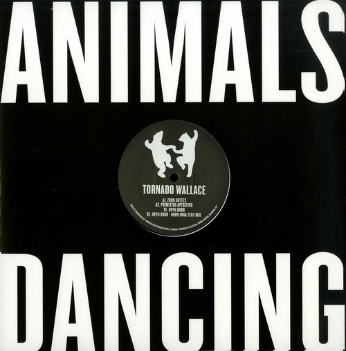 TORNADO WALLACE - EP For Animals Dancing : ANIMALS DANCING (AUS)