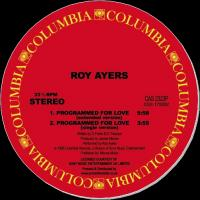 ROY AYERS - Programmed for Love : 12inch