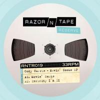 CODY CURRIE - Movin' Smoke EP : RAZOR-N-TAPE (US)