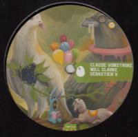 CLAUDE VONSTROKE, WILL CLARKE & SEBASTIEN V - Works Well With Others EP : 12inch