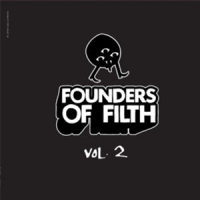 VARIOUS ARTISTS - FOUNDERS OF FILTH VOL.2 : 12inch