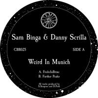 SAM BINGA & DANNY SCRILLA - Weird In Munich : COSMIC BRIDGE (UK)