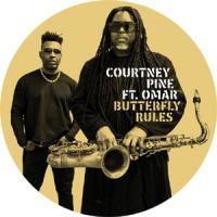 COURTNEY PINE - Butterfly : 7inch