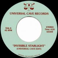 UNIVERSAL CAVE / THE BEAT BROKER - Invisible Starlight : UNIVERSAL CAVE (US)