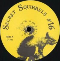 SECRET SQUIRREL - # 16 : SECRET SQUIRREL (UK)