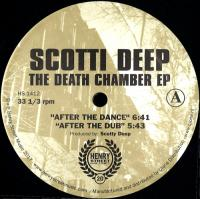 SCOTTI DEEP - The Death Chamber EP : 12inch
