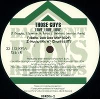 THOSE GUYS - Love, Love, Love : BASEMENT BOYS (UK)