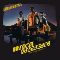 K.BYTES - I Adore Commodore- Computer Music Flash : LP