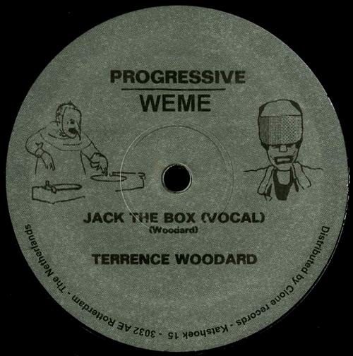 TERRENCE WOODARD - Jack The Box : WeMe (BEL)