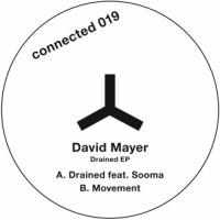 DAVID MAYER - Drained EP : 12inch