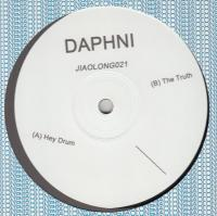 DAPHNI - Hey Drum / The Truth : JIAOLONG (UK)