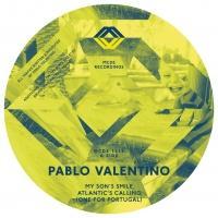 PABLO VALENTINO - My Son's Smile Ep : 12inch