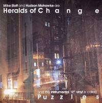 HERALDS OF CHANGE - PUZZLES EP : ALL CITY DUBLIN (IRE)