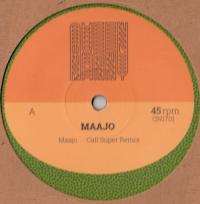 MAAJO - MAAJO REMIXES (incl. CALL SUPER, LUKE VIBERT & DENGUE, DENGUE, DENGUE REMIXES) : QUEEN NANNY (GER)