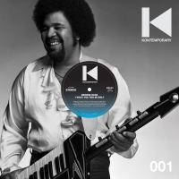 GEORGE DUKE - I WANT YOU FOR MYSELF (KON'S EXTENDED REMIX) : 12inch