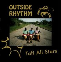 TAFI ALL STARS - OUTSIDE RHYTHM LP : LP