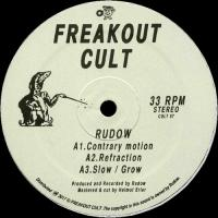 RUDOW - Rudow : FREAKOUT CULT (NOR)