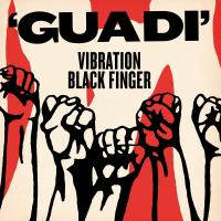 VIBRATION BLACK FINGER - Guadi : ENID (UK)
