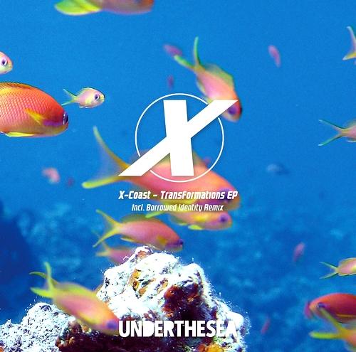 X-COAST - Coast - Transformations EP : 12inch