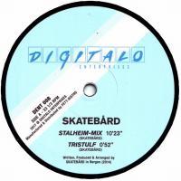 SKATEBÅRD / DJ SOTOFETT - Stalheim-Mix / Digitalo-Mix : DIGITALO ENTERPRISES (NOR)