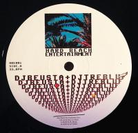 DJ BEUSTA, DJ TREBLUF - Out Of The Blue : 12inch