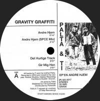PALTA & TI - EP'EN ANDRE HJEM : GRAVITY GRAFFITI (UK)