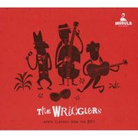 THE WRIGGLERS - Mento Classics from the 50's : CD