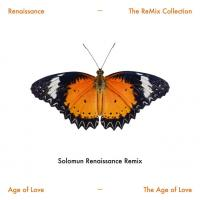 AGE OF LOVE - THE AGE OF LOVE (incl. SOLOMUN / JAM & SPOON REMIXES) : 12inch
