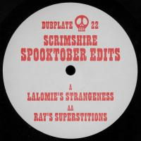 SCRIMSHIRE - Spooktober Edits : DUBPLATE (UK)