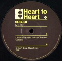 SUBJOI - Love Shy : HEART TO HEART (CAN)