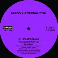 GLENN UNDERGROUND - GU Essentials : GROOVIN (ITA)