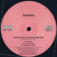 DAPHNE - When You Love Someone : GROOVIN (ITA)