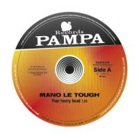 MANO LE TOUGH - Ahsure EP : 12inch