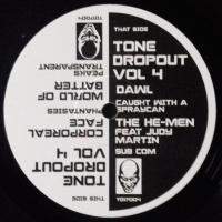 VARIOUS - Tone DropOut Vol.4 : TONE DROPOUT (UK)