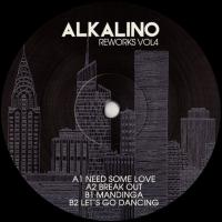 ALKALINO - Reworks Vol.4 : AUDAZ (UK)