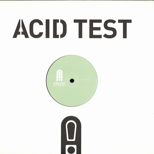 ACHTERBAHN D'AMOUR - Acid Test 13 (Vc-118a Remix) : ACID TEST (US)