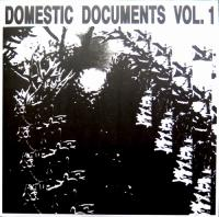 VARIOUS ARTISTS - Domestic Documents vol.1 : 2LP