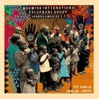 MUGWISA INTERNATIONAL XYLOPHONE GROUP - IGANGA EMBAIRE EP : ON THE CORNER (UK)