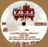 VARIOUS ARTISTS - Tale of 2 Cities Part 2 : KOLOUR LTD (US)