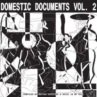 VARIOUS ARTISTS - Domestic Documents Vol.2 : BUTTER SESSIONS /<wbr> NOISE IN MY HEAD <wbr>(AUS)