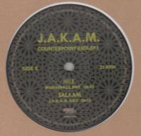J.A.K.A.M. - Counterpoint Rmx EP.1 : CROSSPOINT (JPN)