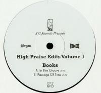 BOOKS - High Praise Edits Volume 1 : 12inch