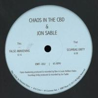 CHAOS IN THE CBD / JON SABLE - False Awakening / Scumbag Unity : IN DUST WE TRUST (UK)