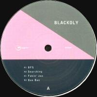 BLACKOLY - BFS : 12inch