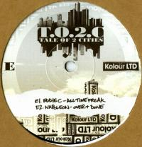 VARIOUS ARTISTS - Tale of 2 Cities Part.3 : 12inch