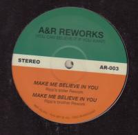 PATTI JO / CURTIS MAYFIELD / ALLEN TOUSSAINT - Make Me Believe In You/ Night People : 12inch